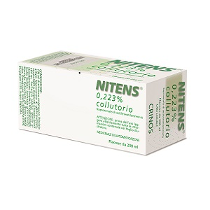 NITENS COLLUTORIO 200 ml 0,223%