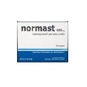 NORMAST 600 mg Bustine