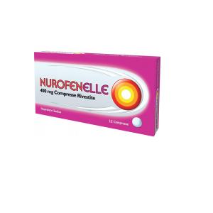 NUROFENELLE 12 COMPRESSE RIVESTITE 400 mg