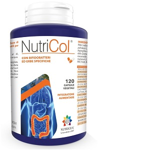 NUTRICOL 120 CAPSULE