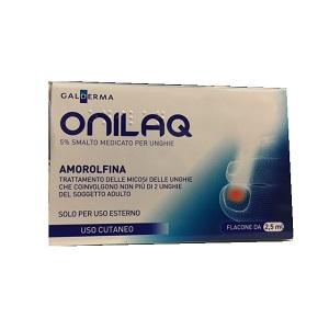 ONILAQ SMALTO UNGHIE 2,5 ml 5%