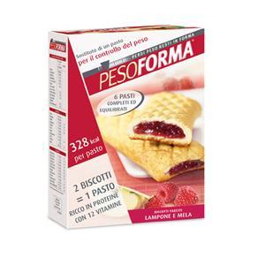 PESOFORMA Biscotti Lampone Mela