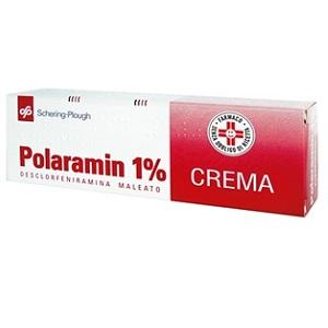POLARAMIN CREMA 25 gr 1%