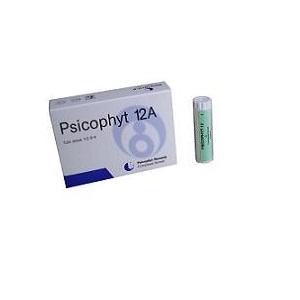 PSICOPHYT REMEDY 12A GRANULI