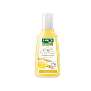 RAUSCH Shampoo Nutriente Uovo e Olio
