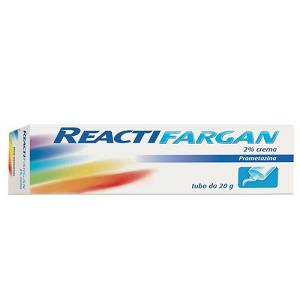 REACTIFARGAN CREMA 20 gr 2%