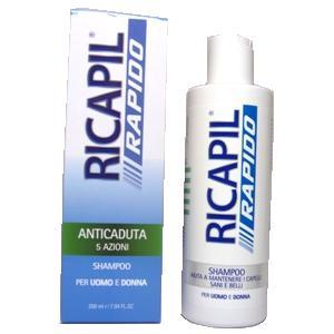 RICAPIL RAPIDO Shampoo