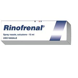 RINOFRENAL SOLUZIONE NASALE 15 ml