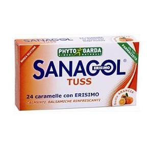 SANAGOL TUSS ARANCIA