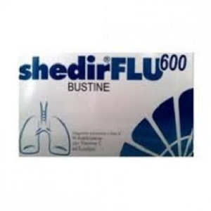SHEDIRFLU 600 20 BUSTE