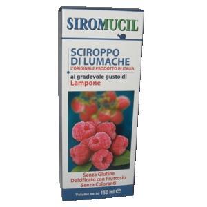 SIROMUCIL Sciroppo Lumache Lampone