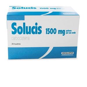 SOLUCIS POLVERE 20 BUSTE 1,5 gr
