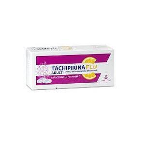 Tachipirinaflu 12 compresse effervescenti 500 mg 200 mg for Tachipirina per raffreddore