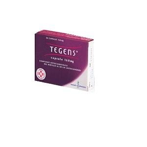 TEGENS 20 CAPSULE 160 mg