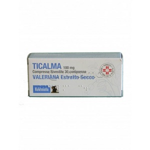 TICALMA 30 COMPRESSE RIVESTITE 100 mg