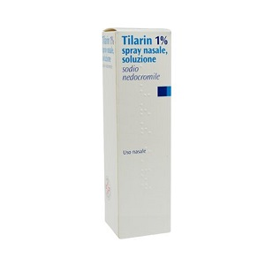 TILARIN SPRAY NASALE 30 ml 1%