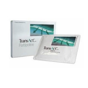 TRANSACT LAT 10 CEROTTI MEDICATI 40 mg