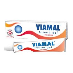 VIAMAL TRAUMA GEL TUBO 50 gr