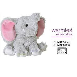 WARMIES Peluche ELEFANTE
