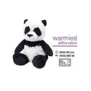 WARMIES Peluche Termico PANDA