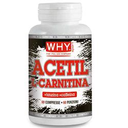 ACETIL L CARNITINA Compresse