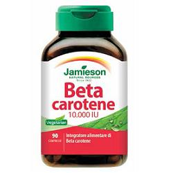BETA CAROTENE Compresse