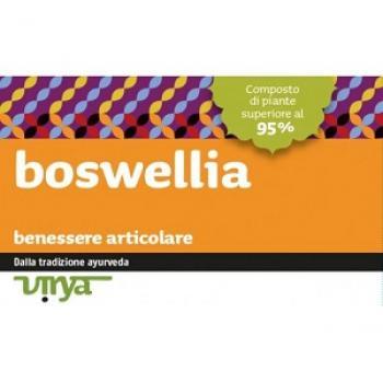 BOSWELLIA VIRYA 60 COMPRESSE 500 MG