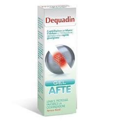 DEQUADIN GEL AFTE ADULTI