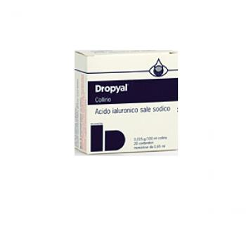 DROPYAL COLLIRIO MONODOSI 0,65 ML
