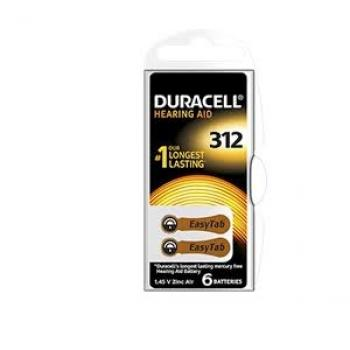 DURACELL EASY TAB 312 MARRONE
