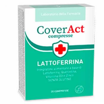 LDF COVERACT LATTOFERRINA COMPRESSE