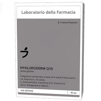 LDF HYALURODERM Q10 45 COMPRESSE