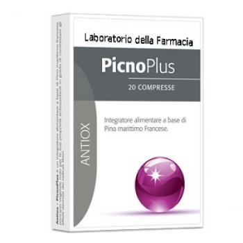 LDF PICNOPLUS 20 COMPRESSE