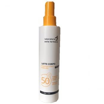 LDF SOLARE LATTE SPRAY BABY SPF 50+ 200 ML
