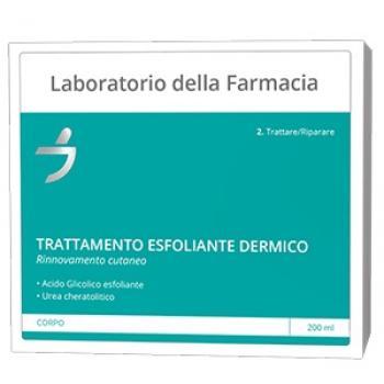 LDF TRATTAMENTO CORPO ESFOLIANTE DERMICO 200 ML