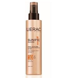 LIERAC SUNIFIC 1 SPF30 LAIT150