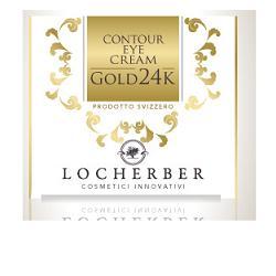 LOCHERBER Crema Contorno Occhi GOLD 24K