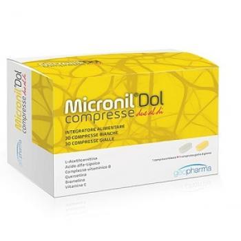 MICRONIL DOL 60 COMPRESSE
