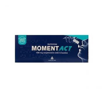 MOMENTACT SOSPENSIONE ORALE BUSTINE 400 MG