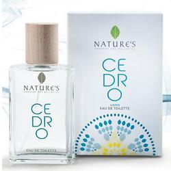NATURE'S CEDRO UOMO EAU DE TOILET 50ML