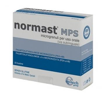 NORMAST MPS MICROGRANULI SUBLINGUALI 20 BUSTE