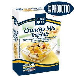 NUTRIFREE CRUNCHY MIX TROPICAL