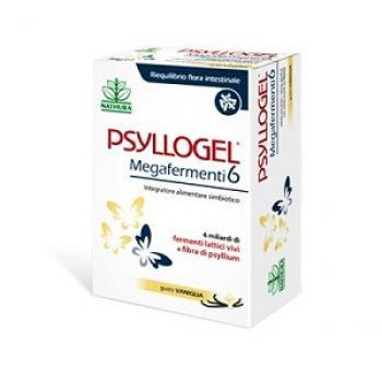 PSYLLOGEL MEGAFERMENTI 6 VANIGLIA