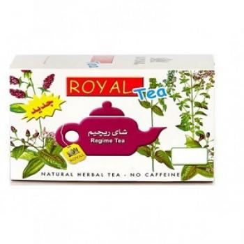 ROYAL REGIME TEA 25 BUSTE