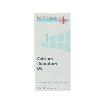 SALE DI SCHUSSLER 1 CALCIUM FLUORATUM 6DH