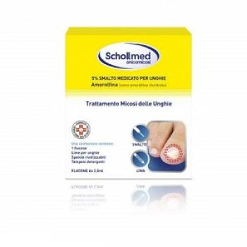SCHOLLMED ONICOMICOSI 2,5ML 5%