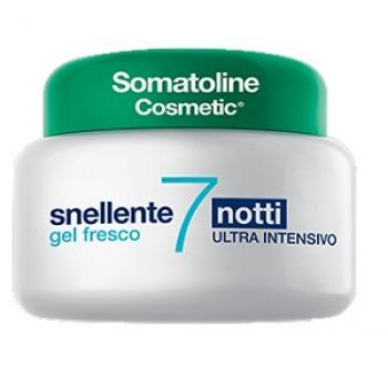 SOMATATOLINE SNELLENTE 7 NOTTI GEL FRESCO 400 ML