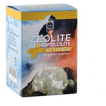 ZEOLITE CLINOPTILOLITE ATTIVATA POLVERE 100 Gr