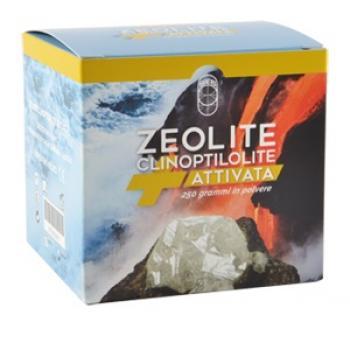 ZEOLITE CLINOPTILOLITE ATTIVATA POLVERE 250 Gr