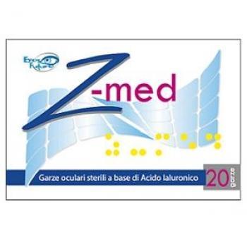 ZMED GARZA OCULARE MEDICATA 20 BUSTE